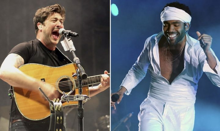 Childish Gambino, Mumford & Sons, Arctic Monkeys Headlining Voodoo Fest