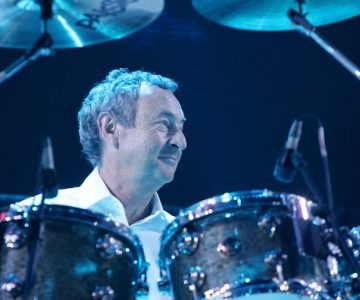 Pink Floyd's Nick Mason Preps Solo Albums Box Set