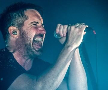 Nine Inch Nails Bring Smoke, Refigured Classics to Vegas Residency