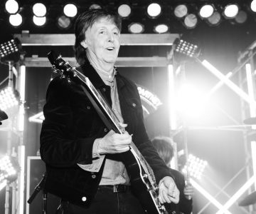 Paul McCartney Explores 'Dream Location' for New LP, 'Egypt Station'