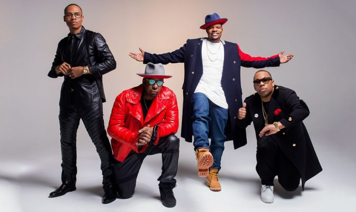 New Edition's Ronnie, Bobby, Ricky & Mike Plot New Tour as RBRM