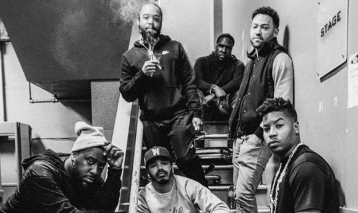 Review: Jazz's New-School Stars Band Together on R+R=Now's 'Collagically Speaking'