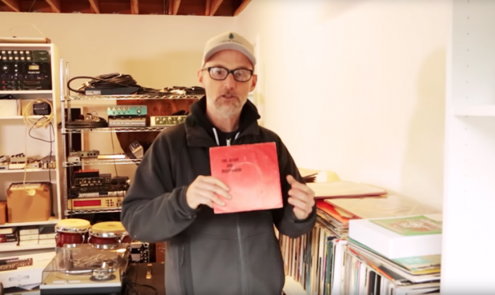 Moby to Sell Massive Record Collection, Rare Test Pressings for Charity