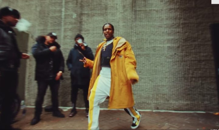 A$AP Rocky, Skepta Explore New York, London in 'Praise the Lord' Video