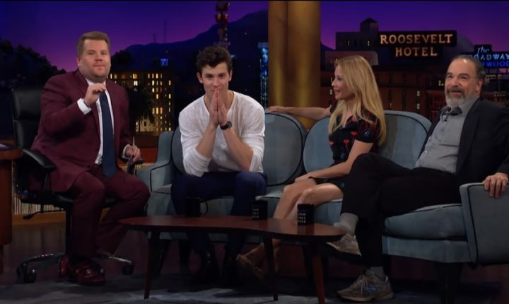 Watch Shawn Mendes Relive Puberty-Induced Onstage Voice Cracks