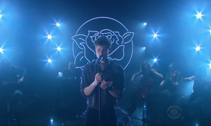 Watch Shawn Mendes Play Desolate Ballad 'Perfectly Wrong' on 'Corden'
