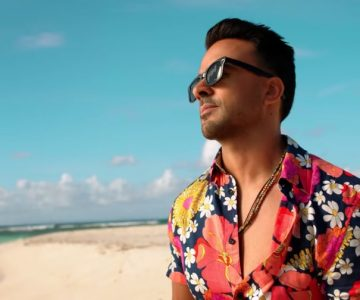 Hear Luis Fonsi's Tropical New Song With Stefflon Don, 'Calypso'