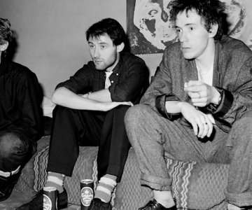 See How Johnny Rotten Started Over in Public Image Ltd. Doc Trailer
