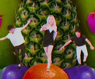 Watch Paramore Evade Giant Fruit in Wild 'Caught in the Middle' Video