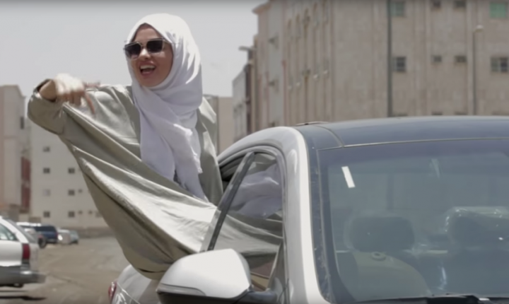 Saudi Female Rapper Celebrates Lift of Driving Ban With New Video