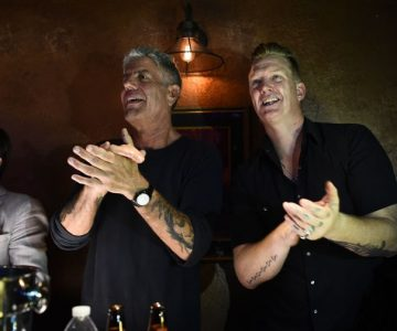 Josh Homme Shares Letter Anthony Bourdain Wrote to Rocker's Daughter
