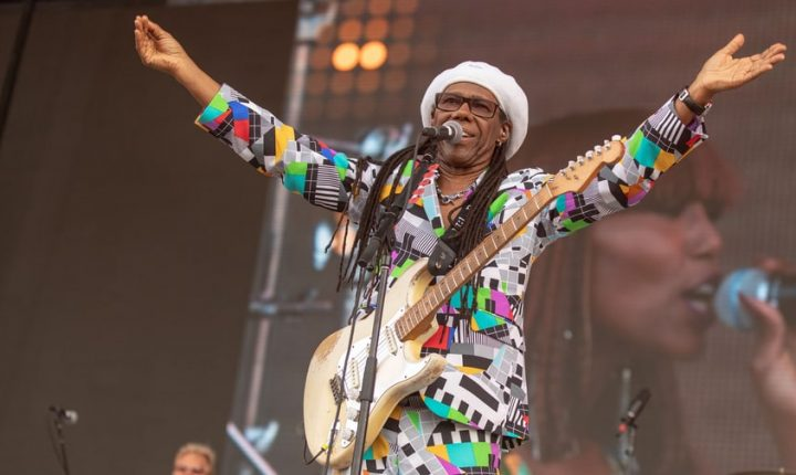 See Nile Rodgers & Chic Debut 'Boogie All Night' With NAO, Mura Masa