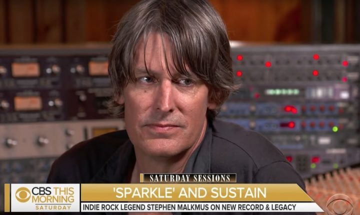 Watch Stephen Malkmus Perform, Talk Indie Rock Legacy on 'CBS This Morning'