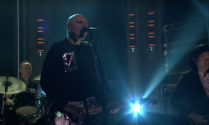See Smashing Pumpkins Perform 'Solara' For First Time on 'Fallon'