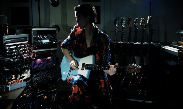 See St. Vincent Talk Creativity, Show Off New Signature Guitar in Mini Doc