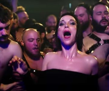 Watch St. Vincent's Sweaty, Sexy 'Fast Slow Disco' Video