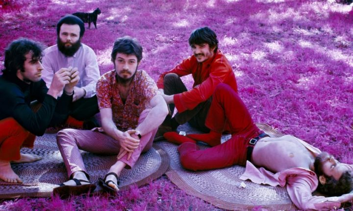 The Band Ready 'Music From Big Pink' 50th Anniversary Reissue