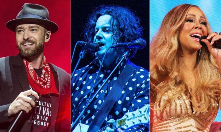 Justin Timberlake, Jack White, Mariah Carey Lead 2018 iHeartRadio Festival