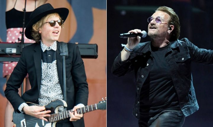Hear Beck's Remix of U2's 'Love Is Bigger Than Anything in Its Way'
