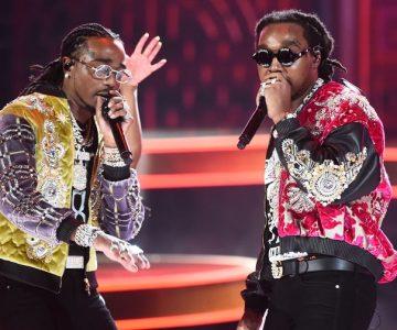 Watch Migos Perform 'Walk It Talk It,' 'Stir Fry' Medley at BET Awards