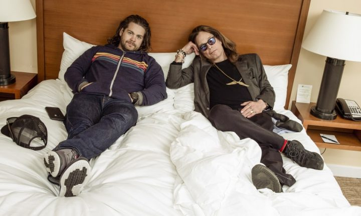 Ozzy Osbourne Talks Roadtripping With His Kids, Trying Goat Yoga