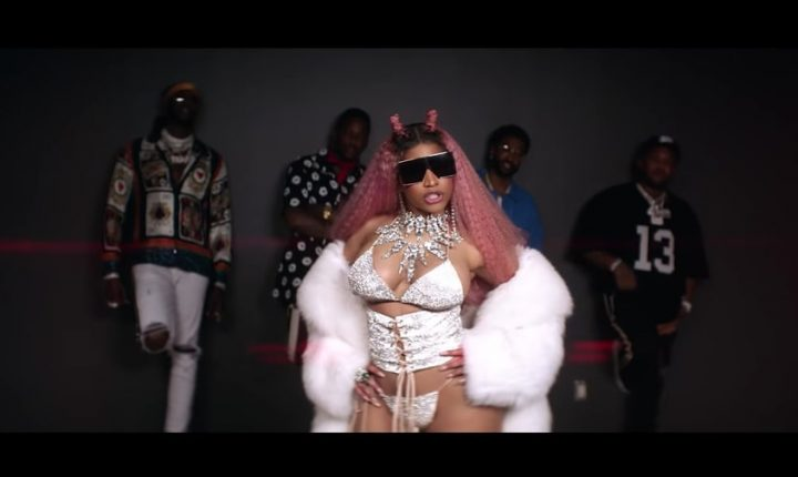 See YG's 'Big Bank' Video With Nicki Minaj, Big Sean, 2 Chainz