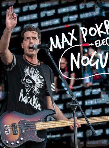 Electrosteam episode #20 with Max Pokrovsky (Nogu Svelo!)