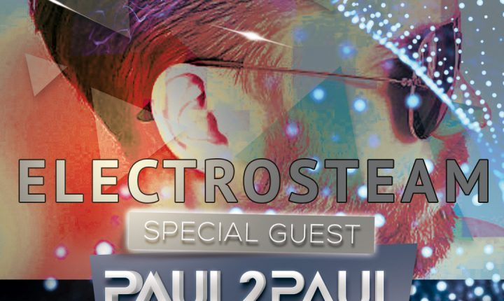 Electrosteam #17 with Paul2Paul & Edviq, hosted by Ed Ka – Live at Maker Park Radio 08.24.2018
