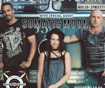 Electrosteam #24 interview with Somatic Moon band 11.30.2018