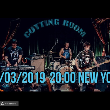 Max Pokrovskiy and Nogu Svelo! – Live at The Cutting Room