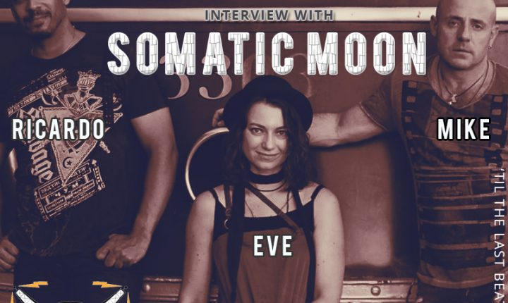 Electrosteam #36 w.Somatic Moon – Live at Maker Park Radio 04.05.2019