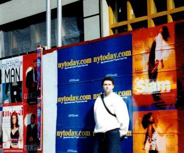 Broadway wall – Ed Kabatsky