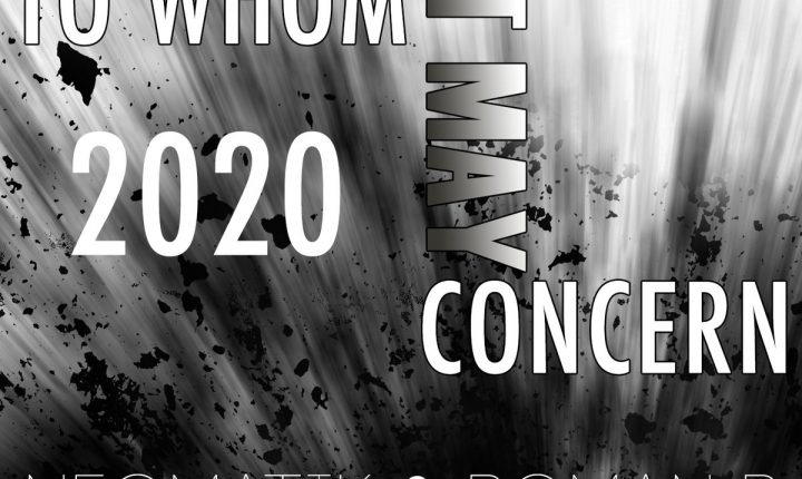 "Experimental Poetry ""To Whom It May Concern"" by by Neomatik & Roman P"