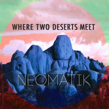 """Where Two Deserts Meet"""