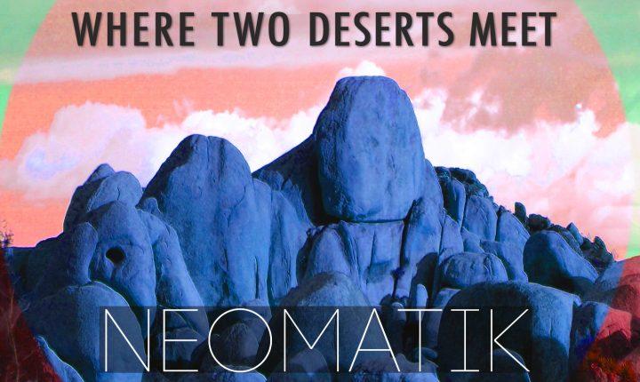 """Where Two Deserts Meet"""